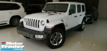 2019 JEEP WRANGLER 2.0 turbo new model Warangler unlimited sahara