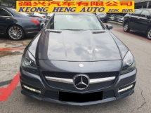2011 MERCEDES-BENZ SLK 200 AMG SPORT 1.8 (UK SPEC)(FREE 2 YEARS WARRANTY)