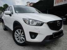 2012 MAZDA CX-5 2012 Mazda CX-5 2.0 (A) SUNROOF FULL SERVICE