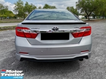 2013 TOYOTA CAMRY 2.0 (A) G Sedan POWER SEAT CAR KING CONDITION ONE LADY OWNER