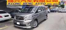 2013 TOYOTA VELLFIRE 2.4 Z FACELIFT (A) FREE 2 YEARS CAR WARRANTY