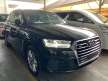2016 AUDI Q7 3.0 TDI S Line package Quattro power boot back camera LED headlamp unregistered