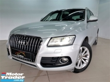 2014 AUDI Q5 2.0 TFSI (A) Facelift - B & O Sound FreeWaranty