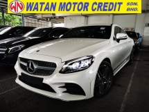 2019 MERCEDES-BENZ C-CLASS C300 Coupe AMG-Line