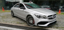 2016 MERCEDES-BENZ CLA CLA45AMG new face lift