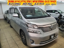 2008 TOYOTA VELLFIRE 3.5 V L EDITION *2 years GMR warranty*