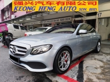 2016 MERCEDES-BENZ E-CLASS E200 2.0 AVANTGARDE FREE 2 Yrs WARRANTY