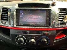 2016 TOYOTA HILUX 2.5 G TRD Sportivo VNT Pickup Truck(AUTO)FREE MOTORSIKAL BARU+CASHBACK 1K+BELI PANDU DULU 6 BULAN PE