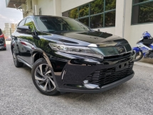 2017 TOYOTA HARRIER 2.0 ELEGANCE TURBO PANROOF BLACK BEST OFFER UNREG