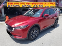 2019 MAZDA CX-5 2.5L GLS 2WD GVC SKYACTIVE (LIKE NEW)(CKD)(LOW MILEAGE)
