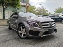2015 MERCEDES-BENZ GLA 250 AMG 4MATIC GREY PANROOF HARMAN KARDON FULLSPEC