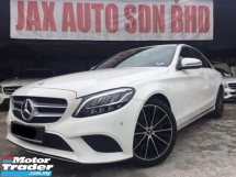 2019 MERCEDES-BENZ C-CLASS C200 avantgarde 1.5 turbo MBM 4 yrs wrty w205