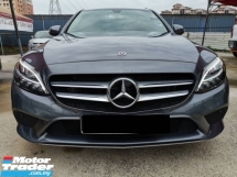 2019 MERCEDES-BENZ C-CLASS MBM 4 yrs wrty c200 1.5 turbo w205  avantgarde