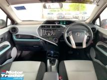 2012 TOYOTA PRIUS C 1.5 VVTI Auto TRD Sportivo Edition