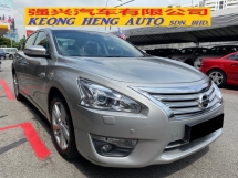 2015 NISSAN TEANA 250XL PREMIUM 63K KM FS Actual Year Make 2015