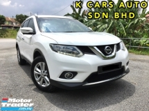 2016 NISSAN X-TRAIL 2.0L FACELIFT LOW MILEAGE (ONTHEROAD PRICE)