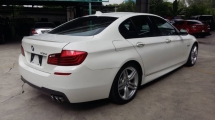 2015 BMW 5 SERIES 520I JAPAN HIGH SPEC M SPORT MODEL UNREG