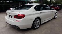 2015 BMW 5 SERIES 520I JAPAN HIGH SPEC M SPORT MODEL UNREG