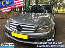 2011 MERCEDES-BENZ C-CLASS C180 CGI BLUE EFFICIENCY AVANTGARDE 1.8 (A) SPORT