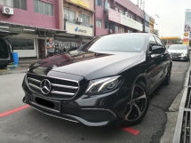2019 MERCEDES-BENZ E-CLASS E200 New Model TRUE YEAR MADE 2019 SportStyle Avantgarde Pre Reg Car Interest 2.xx Warranty Oct 2023
