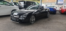 2017 MERCEDES-BENZ SL-CLASS SLC 200 AMG 2.0 CONVERTIBLE NEW MODEL NO HIDDEN CHARGES