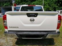 2018 NISSAN NAVARA 2.5L 4X4 SE