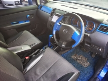 2009 NISSAN LATIO 1.6L ST (A) 1 OWNER - PERFECT LIKE NEW