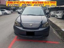 2006 TOYOTA HARRIER 2.4 L PACKAGE MODEL