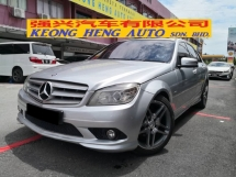 2009 MERCEDES-BENZ C-CLASS C180k AMG ORIGINAL TRUE YEAR MADE 2009 FREE 2 YEARS WARRANTY 2013