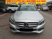2015 MERCEDES-BENZ C-CLASS C200 CGI AVANTGARDE 2.0 (CKD)(FREE 2 YEARS WARRANTY)