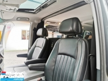 2015 MERCEDES-BENZ VITO Mercedes Benz VITO 126 3.5 VVIP MODEL C/BOX LCD