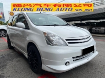 2010 NISSAN LIVINA 1.6 (A) Impul Actual Year Make 2010