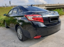 2018 TOYOTA VIOS 1.5 G (A) LIKE NEW MUST VIEW CONDITION