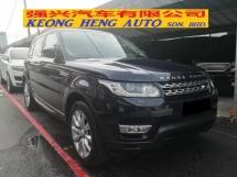 2013 LAND ROVER RANGE ROVER SPORT 3.0 DIESEL TURBO SDV6 L494 TRUE YEAR MADE 2013 HorsePower 292HP Roadtax Rm1630 Only