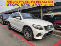 2016 MERCEDES-BENZ GLC 250 4MATIC UW20