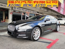 2014 JAGUAR XJ 2.0 LUXURY CBU