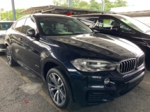 2016 BMW X6 XDrive40d M sport package high spec Harman Kardon power boot memory seat unregistered
