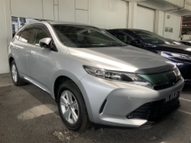 2018 TOYOTA HARRIER 2.0 surround camera power boot electric sest push start keyless entry unregistered