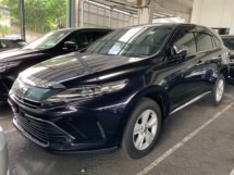 2018 TOYOTA HARRIER 2.0 surround camera power boot push start keyless entry unregistered