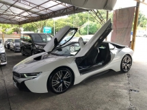 2017 BMW I8 1.5 TURBO 360 CAMERA HARMAN CARDON HUD UNREG