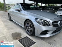 2019 MERCEDES-BENZ C-CLASS C300 AMG PREMIUM PLUS NEW FACELIFT 9G PANORAMIC ROOF 1YR WARRANTY