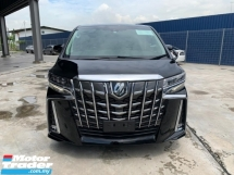 2018 TOYOTA ALPHARD 3.5SC NFL PILOT LEATHER SEAT PRE CRASH