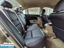 2009 HONDA ACCORD 2.0 i-VTEC VTi (A) LEATHER SEAT SPORT RIMS WELL MAINTAIN TIP TOP CONDITION