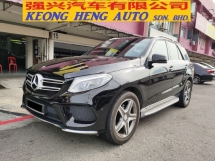 2016 MERCEDES-BENZ GLE 250d 2.1 4MATIC UW21