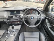 2013 BMW 5 SERIES 520I TWIN POWER TURBO 2.0 LOCAL