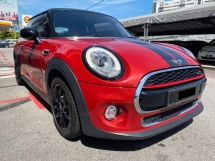 2017 MINI Cooper 1.5 (A) CBU 32K KM FS UW21 Actual Year Make 2017