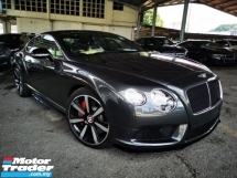 2015 BENTLEY CONTINENTAL GT 4.0 V8 S