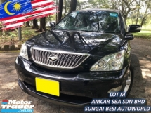 2007 TOYOTA HARRIER 2.4 240G PREMIUM L (A) POWER/BOOT S/ROOF P/SEAT