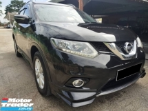 2016 NISSAN X-TRAIL 2.0L X-CVT 1CAREFUL OWNER EXCELLENT CONDITION