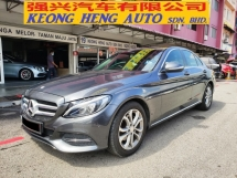 2015 MERCEDES-BENZ C-CLASS C200 AVANTGARDE 2.0 FREE 2Yrs WARRANTY